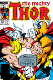Beta Ray Bill: Godhunter No2 : The Mighty Thor Cover: Thor