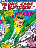 X-Men No35 Cover: Banshee