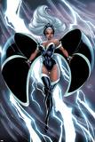 X-Men: Worlds Apart No1 Cover: Storm