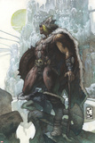 Thor: For Asgard No5 Cover: Thor Standing