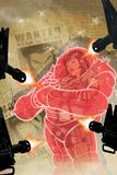 Wolverine & The X-Men: Alpha & Omega No3 Cover: Armor
