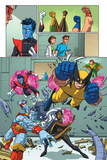 Uncanny X-Men: First Class Giant-Size Special No1 Group: Wolverine