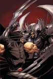 Cable No14 Cover: Stryfe and Wolverine