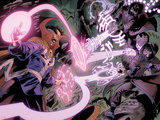 Iron Man Legacy No11: Dr Strange Fighting with Energy