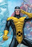 X-Men: First Class Finals No3 Cover: Cyclops