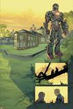 X-Men No182 Cover: Sentinel