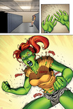 She-Hulks No2: Lyra Screaming