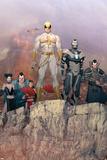 Iron Man 20 No6: Iron Fist  War Machine