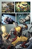 Origins of Marvel Comics: X-Men No1: Colossus Fighting