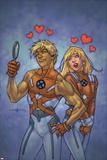 New X-Men No7 Cover: Elixir