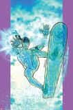 Ultimate X-Men No48 Cover: Iceman