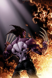 Wolverine vs Punisher No4 Cover: Wolverine