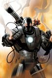 Iron Man 20 No1 Cover: War Machine