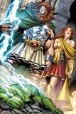 Incredible Hulks No621: Zeus and Hera
