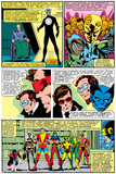 Uncanny X-Men No138 Group: Havok