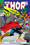 Marvel Comics Retro: The Mighty Thor Comic Book Cover No143  Sif