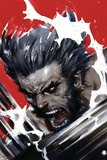 Wolverine: Soultaker No1 Cover: Wolverine