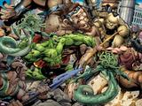 Incredible Hulks No621: Hulk Fighting
