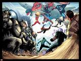 The Amazing Spider-Man No683: Rhino  Red Hulk  Spider Woman  Thor  Sandman and Others