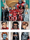 New X-Men: Academy X Yearbook Group: Hellion