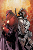 Ultimate X-Men No92 Cover: Onslaught and Cable