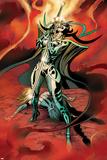 Avengers Prime No4: Hela Standing