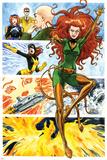 Origins of Marvel Comics: X-Men No1: Phoenix Flying