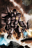 Iron Man: Rapture No3: War Machine Standing