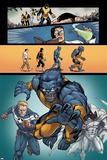 Origins of Marvel Comics: X-Men No1: Beast Running