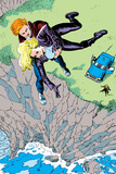 Classic X-Men No16 Cover: Banshee