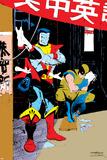 Classic X-Men No23: Wolverine  Nightcrawler and Colossus