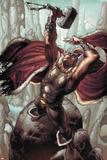 Thor: For Asgard No3: Thor Posing