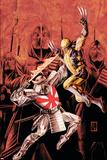 Wolverine Origins No43 Cover: Wolverine and Silver Samurai