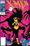 X-Men Classic No47 Cover: Shadowcat