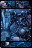 Shadowland: After The Fall No1: Black Panther Crouching