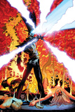 New Mutants No4 Cover: Legion
