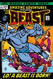 Amazing Adventures No11 Cover: Beast
