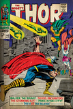 Marvel Comics Retro: The Mighty Thor Comic Book Cover No143  Sif (aged)