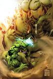 Incredible Hulks No620 Cover: Hulk Fighting