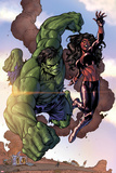 Incredible Hulks No635: Hulk and Red She-Hulk