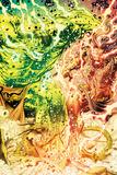 Incredible Hulks No635: Hulk and Red She-Hulk Screaming and Transforming