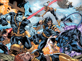 Ultimate X-Men No97 Group: Wolverine  Colossus  Nightcrawler  Storm and Iceman