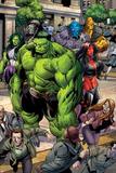 Incredible Hulks No621: Hulk  Red She-Hulk  and She-Hulk