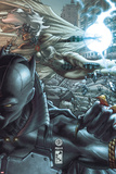 Black Panther: The Man Without Fear No520 Cover: Black Panther and Storm