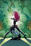 Secret Avengers No 12 Cover  Featuring: Black Widow  Lady Bullseye