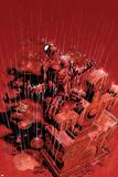 Amazing Spider-Man No525 Cover: Spider-Man Fighting