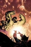 Savage Hulk No 6 Cover  Featuring: Hulk  Dr Strange