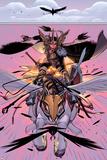 New Mutants No30: Moonstar Riding