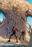 The Amazing Spider-Man No684: Sandman Transforming