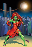 She-Hulks No4 Cover: Lyra